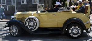 Antique and Collector Cars - Luxury Car Insurance
