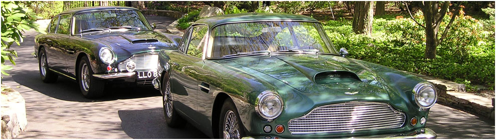 Antique Cars - Luxury Car Insurance